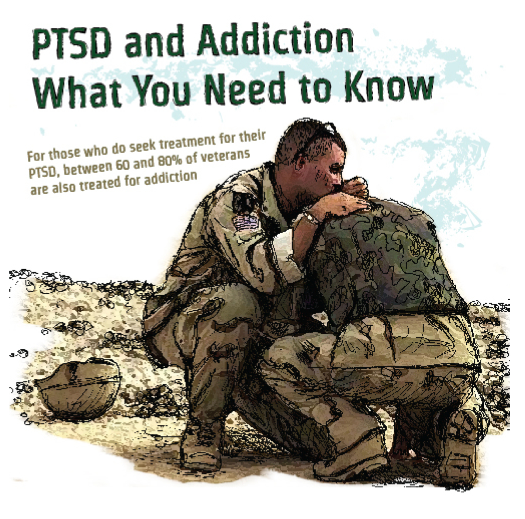 the post traumatic stress disorder ptsd among the vietnam veterans Epidemiology of ptsd from the national center for post-traumatic stress disorder, department of veterans affairs wwwptsdvagov jaimie l gradus, dsc, mph epidemiology of ptsd  estimated lifetime prevalence of ptsd among these veterans was 309% for men and 269.